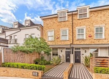 Thumbnail 4 bed property for sale in Kingscroft Road, West Hampstead