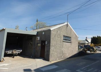 Thumbnail Commercial property to let in St. Georges Road Nanpean, St. Austell