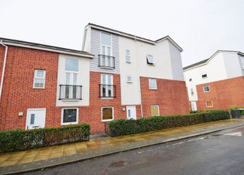Thumbnail 2 bed flat for sale in Cresswell Road, Hanley, Stoke-On-Trent