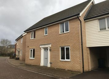 Thumbnail 4 bed semi-detached house for sale in Blenheim Close, Upper Cambourne, Cambridge