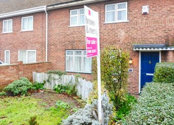 Thumbnail 3 bed terraced house for sale in Hill Crescent, Brogborough, Bedford