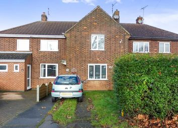 Thumbnail 2 bed terraced house for sale in Faraday Grove, Corby