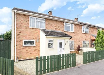 Thumbnail 4 bed semi-detached house for sale in Redmoor Close, Oxford OX4,