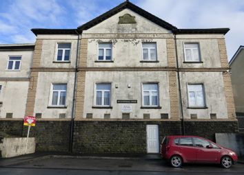 Thumbnail 1 bed flat for sale in Meadow Hall Court, Senghenydd, Caerphilly
