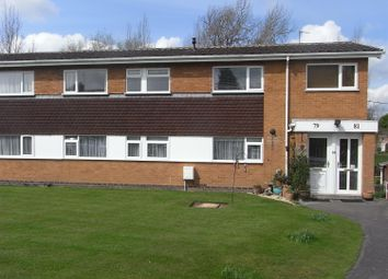Thumbnail 2 bed maisonette to rent in Newton Road, Knowle