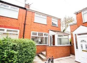 Thumbnail 3 bed end terrace house to rent in Wareham Grove, Eccles, Manchester