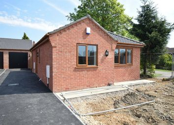 Thumbnail 2 bed detached bungalow for sale in Hilton Park Drive, Leabrooks, Alfreton, Derbyshire