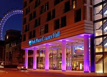 Thumbnail 1 bedroom property for sale in Park Plaza County Hall, 1 Addington Street, London