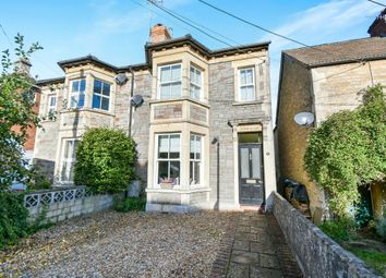 Thumbnail 4 bedroom semi-detached house for sale in Shelburne Road, Calne