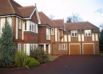 Thumbnail 5 bed detached house to rent in Priory Road, Sunningdale, Ascot