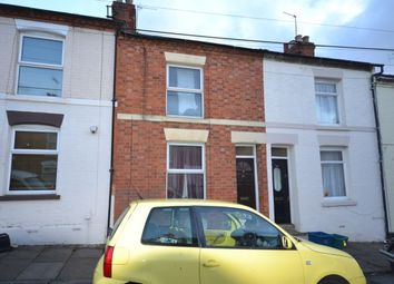 Thumbnail 2 bedroom terraced house to rent in Northcote Street, Semilong, Northampton