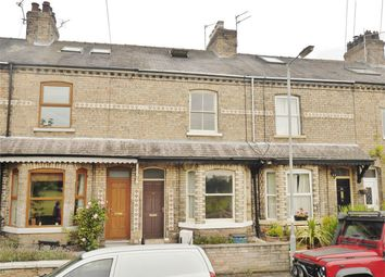 Thumbnail 3 bed terraced house for sale in Albemarle Road, South Bank, York