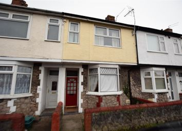 Thumbnail 3 bedroom terraced house for sale in Edward Street, Barry