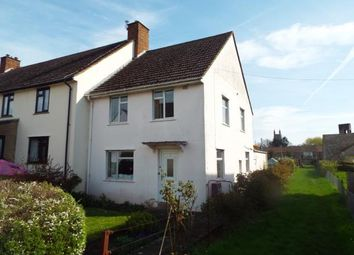 Thumbnail 3 bed end terrace house for sale in Balch Road, Wells