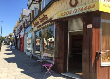 Thumbnail Restaurant/cafe for sale in South Ealing Road, London