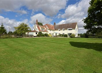 Thumbnail 5 bed property for sale in Peasenhall, Saxmundham, Suffolk