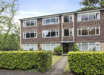 Thumbnail 2 bed flat for sale in Ikona Court, St. Georges Avenue, Weybridge, Surrey