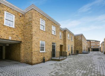 Thumbnail 4 bed terraced house to rent in Dockyard Industrial Estate, Woolwich Church Street, London
