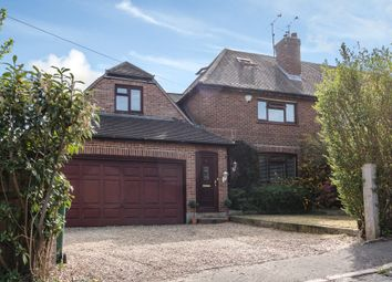 Thumbnail 5 bed end terrace house for sale in West End, Brasted, Westerham, Kent