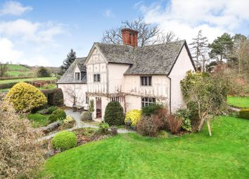 Thumbnail 4 bed detached house for sale in Berriew, Welshpool, Powys