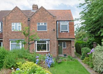 Thumbnail 3 bedroom semi-detached house for sale in Lister Way, York