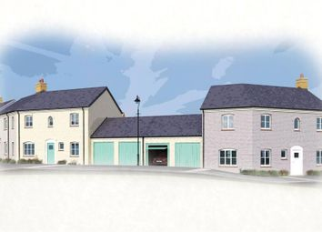 Thumbnail 2 bed link-detached house for sale in Gwarak Agravagn, Quintrell Road, Newquay, Cornwall