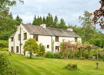 Thumbnail 4 bed detached house for sale in Levensdale, Canny Hill, Newby Bridge, Ulverston, Cumbria