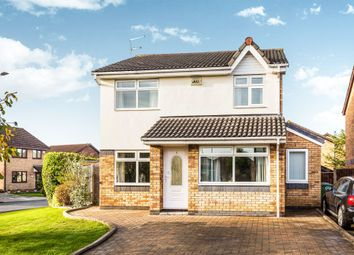 Thumbnail 4 bed detached house for sale in St Austell Close, Moreton, Wirral