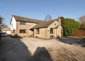 Thumbnail 4 bedroom detached house for sale in Askerbank Lane, Rushton Spencer, Cheshire