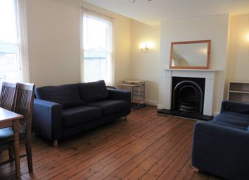 Thumbnail 3 bed flat to rent in Florence Road, Finsbury Park, London