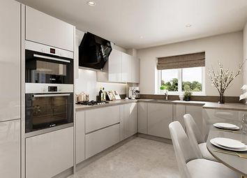 Thumbnail 2 bed flat for sale in Plot 259 - The Crewe, Crowthorne