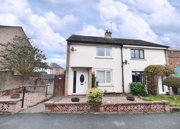 Thumbnail 2 bed semi-detached house for sale in Garden Close, Penrith