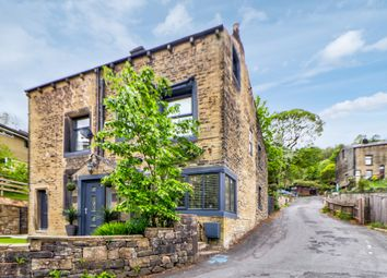 Thumbnail 4 bed semi-detached house for sale in Melbourne Road, Todmorden