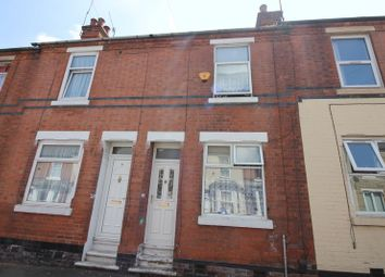 Thumbnail 3 bed terraced house to rent in Grimston Road, Nottingham