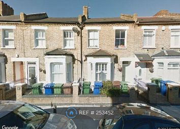 Thumbnail 1 bed flat to rent in Colls Road, London