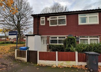 Thumbnail 3 bed end terrace house for sale in Newquay Close, Brookvale, Runcorn