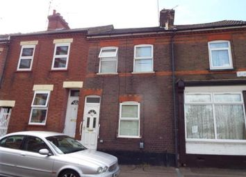 Thumbnail 2 bedroom terraced house for sale in Kingsland Road, Luton, Bedfordshire