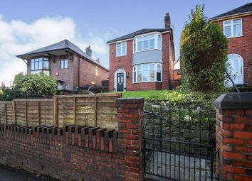 3 bed detached house for sale in Hartshill Road, Hartshill, Stoke-On-Trent ST4