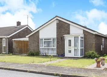 Thumbnail 3 bedroom detached bungalow for sale in Old Vicarage Park, Narborough, King's Lynn
