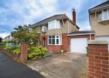 Thumbnail 4 bed semi-detached house for sale in Oakdale Road, Downend