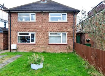 Thumbnail 2 bed flat to rent in Fernlea Close, Cherry Hinton, Cambridge