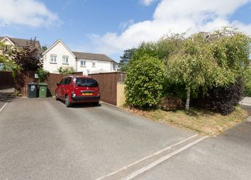 Thumbnail 2 bed end terrace house for sale in Exeter Road, Chudleigh, Newton Abbot