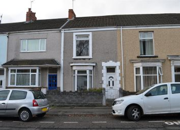 Thumbnail 3 bed terraced house for sale in Phillips Parade, Swansea