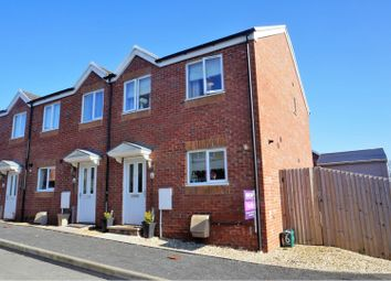 Thumbnail 3 bed end terrace house for sale in Clos Coed Derw, Penygroes, Llanelli