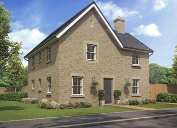 "Thumbnail 4 bed detached house for sale in ""Alderney"" at Burlow Road, Harpur Hill, Buxton"
