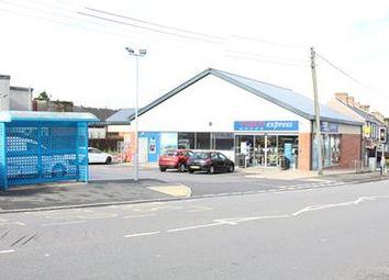 Thumbnail Retail premises for sale in Tesco Investment, Cimla Road, Neath
