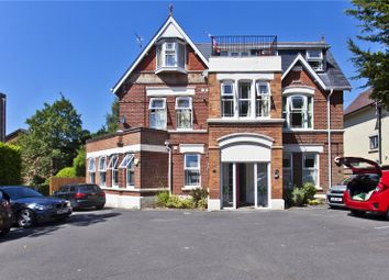 Thumbnail 2 bed flat for sale in St. Peters Lodge, 19 St. Peters Road, Poole