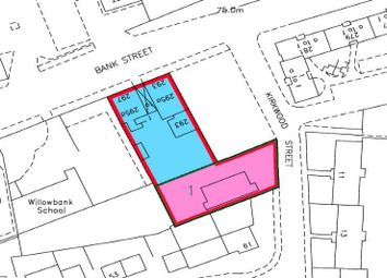 Thumbnail Land for sale in 293-297, Bank Street, Coatbridge ML51Eg