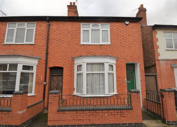 Thumbnail 3 bedroom end terrace house for sale in King Edward Road, Humberstone, Leicester