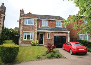 Thumbnail 5 bed detached house for sale in Townfoot Park, Brampton, Cumbria